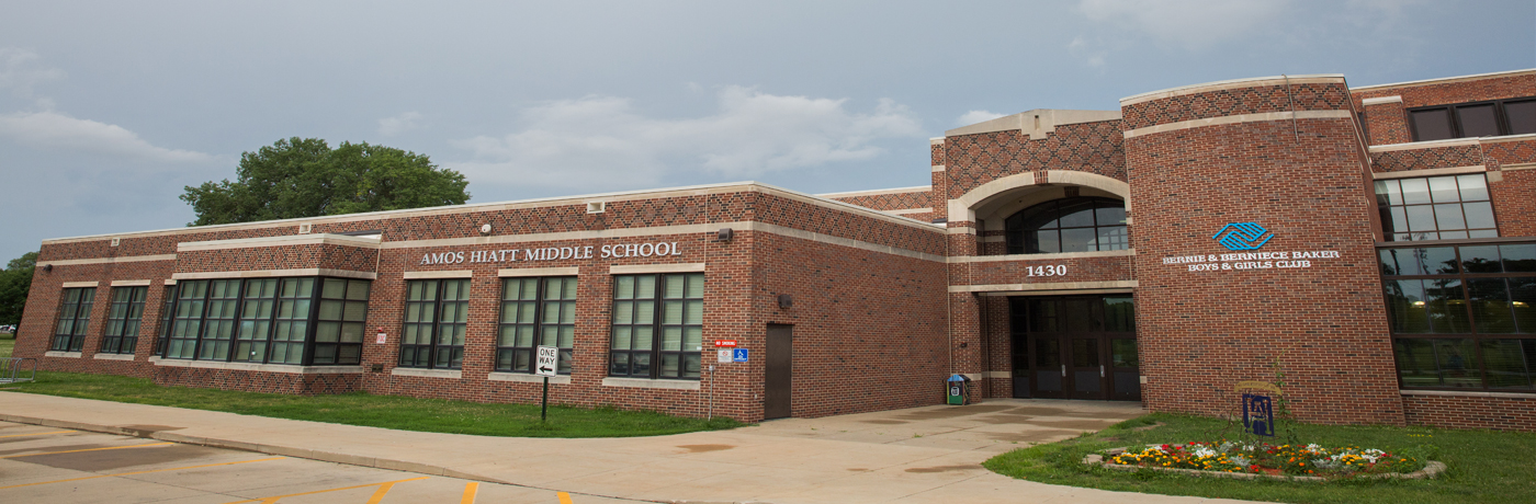 Hiatt Middle School Building