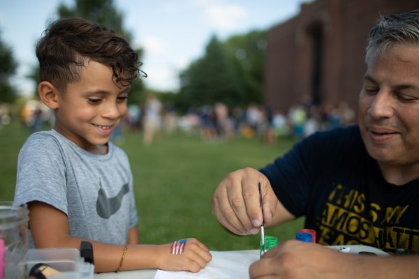 Students, Teachers Celebrate New Year at Back-to-School Bash