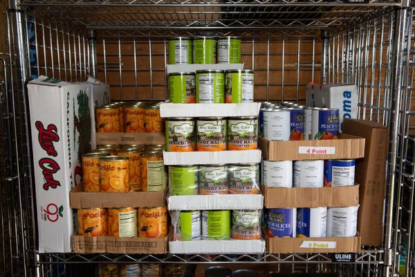 Hiatt Food Pantry